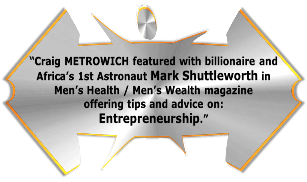 Mark_Shuttleworth_Testimonial_Craig_Metrowich_GOLD_AWARDS