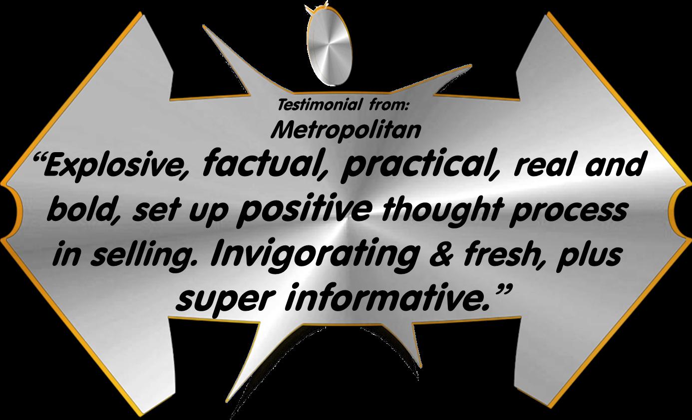 Metropolitan_Testimonial_Craig_Metrowich_PLATINUM_Awards_HD