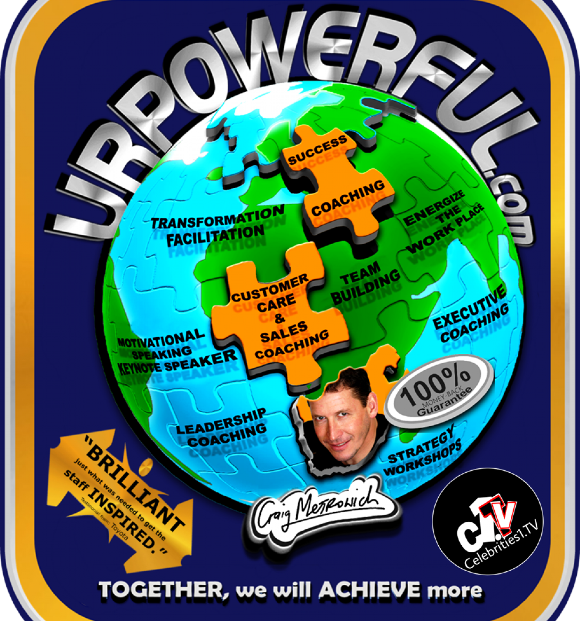 U R POWERFUL Coaching Craig Metrowich [ www.URPOWERFUL.COM ]